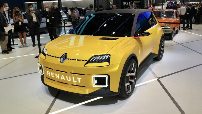 Renault R5 Electric