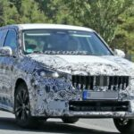 BMW X1 (2022) : déjà à l'oeuvre